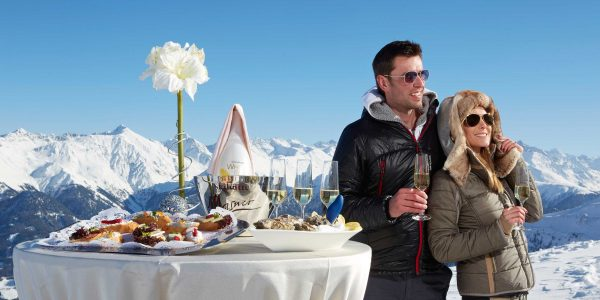 Skihütte Masner