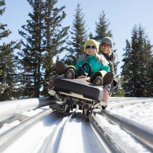 Familien Coaster Schneisenfeger