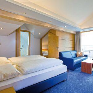 Hotel Lukas Fiss Wohlfühlzimmer